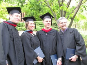 Angela Moyer graduation