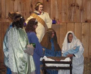Franconia Live Nativity