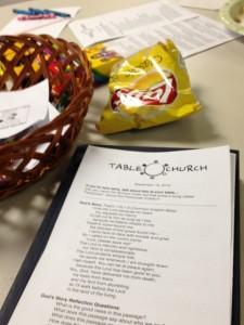 Table Church 4