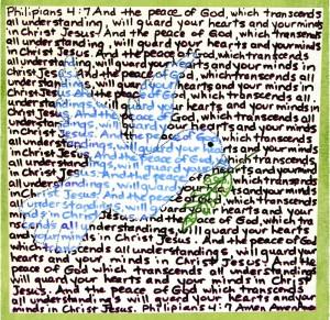dove scripture picture