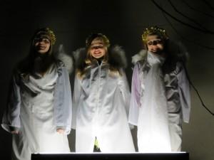 live nativity at Towamencin