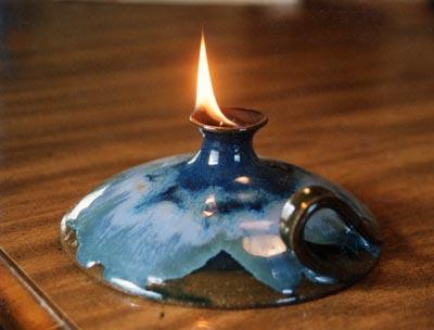 oil lamp 9-24-15